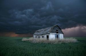 thunderstorm puszta